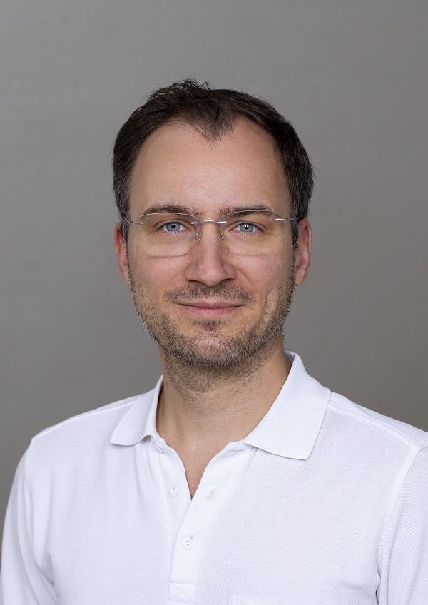 Foto von OA Dr. Felix Hüttinger